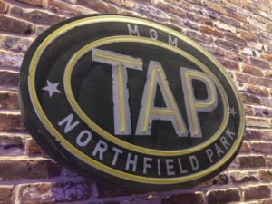 MGM Nortfield Park, signage, Gable